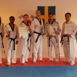 Black belt camp