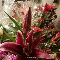 Blommor från avslutningen -HT16